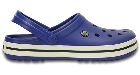 Crocs Crocband Clogs Unisex Cerulean Blue/Oyster